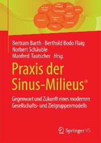 Cover Praxis der Sinus-Milieus®