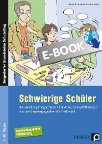 Cover Schwierige Schüler - Förderschule