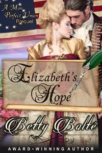 Cover Elizabeth's Hope