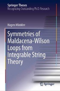 Cover Symmetries of Maldacena-Wilson Loops from Integrable String Theory