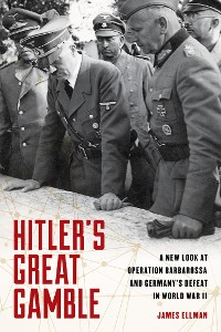Cover Hitler's Great Gamble