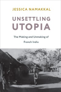 Cover Unsettling Utopia