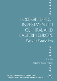 Cover Foreign Direct Investment in Central and Eastern Europe