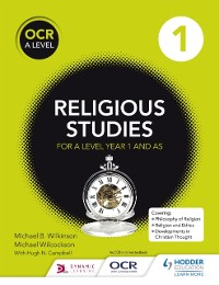 Cover OCR Religious Studies A Level Year 1 and AS