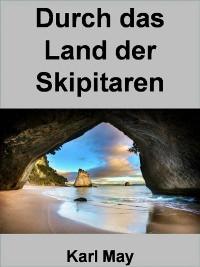 Cover Durch das Land der Skipitaren - 398 -Seiten