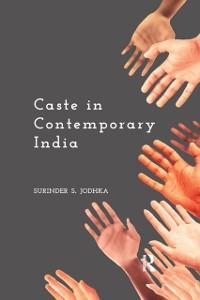 Cover Caste in Contemporary India