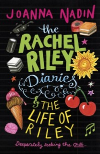 Cover Rachel Riley Diaries: The Life of Riley