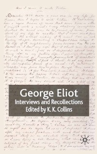 Cover George Eliot