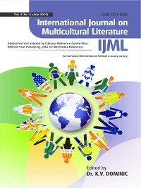 Cover International Journal on Multicultural Literature