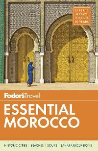 Cover Fodor's Essential Morocco