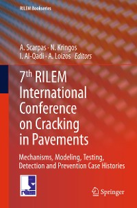 Cover 7th RILEM International Conference on Cracking in Pavements
