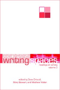 Cover Writing Spaces