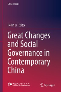 Cover Great Changes and Social Governance in Contemporary China