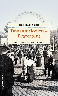 Cover Donaumelodien - Praterblut