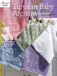 Cover Tunisian Baby Afghans to Crochet