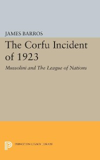 Cover The Corfu Incident of 1923