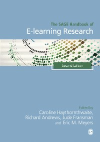 Cover The SAGE Handbook of E-learning Research