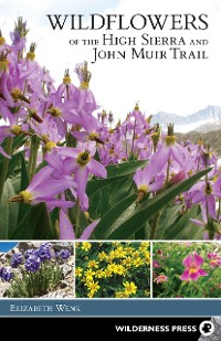 Cover Wildflowers of the High Sierra and John Muir Trail