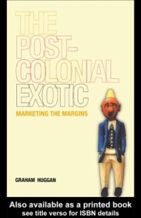 Cover Postcolonial Exotic
