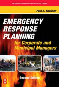 Cover Emergency Response Planning for Corporate and Municipal Managers