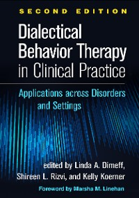 Cover Dialectical Behavior Therapy in Clinical Practice, Second Edition