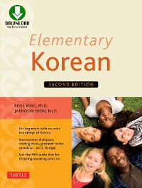 Cover Elementary Korean Second Edition