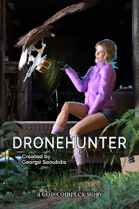 Cover Dronehunter