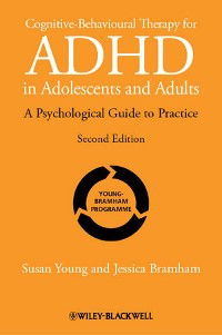 Cover Cognitive-Behavioural Therapy for ADHD in Adolescents and Adults