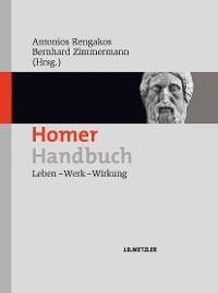 Cover Homer-Handbuch