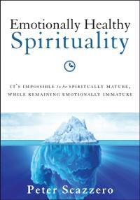 Cover Emotionally Healthy Spirituality