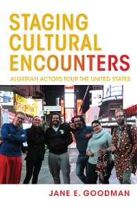 Cover Staging Cultural Encounters