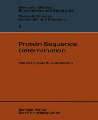 Cover Protein Sequence Determination