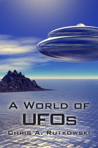 Cover A World of UFOs