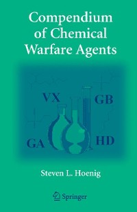 Cover Compendium of Chemical Warfare Agents