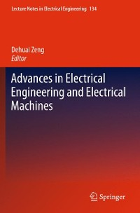 Cover Advances in Electrical Engineering and Electrical Machines