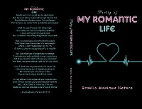 Cover Poetry Of My Romantic Life