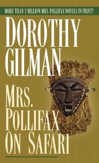 Cover Mrs. Pollifax on Safari