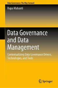 Cover Data Governance and Data Management