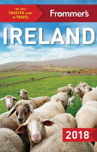 Cover Frommer's Ireland 2018