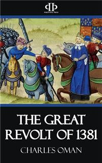 Cover The Great Revolt of 1381