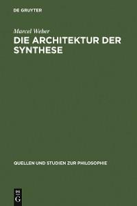 Cover Die Architektur der Synthese