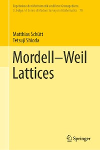 Cover Mordell–Weil Lattices