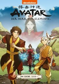 Cover Avatar - Der Herr der Elemente 5: Die Suche 1