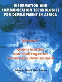Cover Information and Communication Technologies for Development in Africa, Volume 1