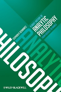 Cover A Brief History of Analytic Philosophy