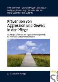 Cover Prävention von Aggression und Gewalt in der Pflege