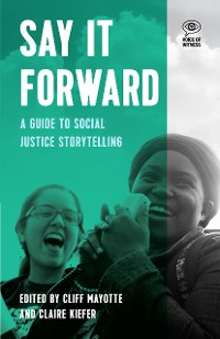 Cover Say it Forward