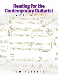 Cover Reading for the Contemporary Guitarist Volume 3
