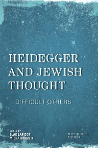 Cover Heidegger and Jewish Thought