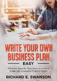Cover Write Your Own Business Plan